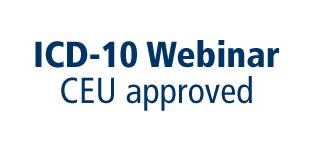 ICD-10 Webinars