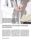 Terminating the Patient-Provider Relationship