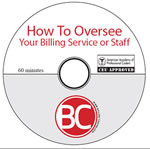Medical Billing Audio Tapes