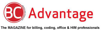 Medical Billing and Coding Company: BC Advantage Magazine [ CEU approved ]