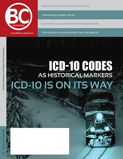 ICD-10, October 1, 2015, CPT, Coding, Billing, ICD-10 Monitor, ICD-11, ICD-10-CM, Texas, AMA, H.R.2 Medicare