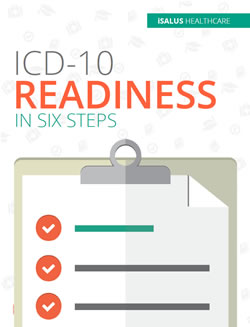ICD-10, October 1, 2015, ISALUS, physician practice, meaningful use