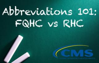 Medicare, FQHC