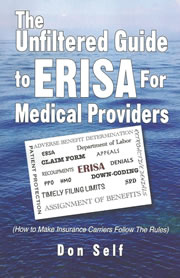 ERISA, Medical Providers, Don Self