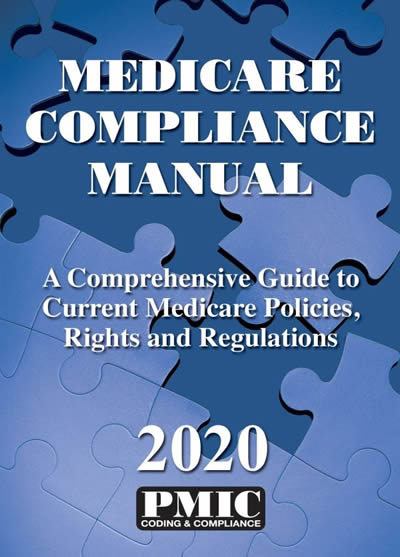Medicare Compliance Manual 2020