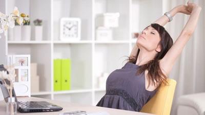 Relaxing, Practice Management