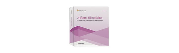 5010 data and UB-04 and 837i requirements, Medical Billing